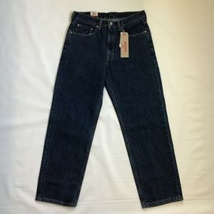 Levi's Men's 550 Relaxed Fit Jeans Dark Stonewash